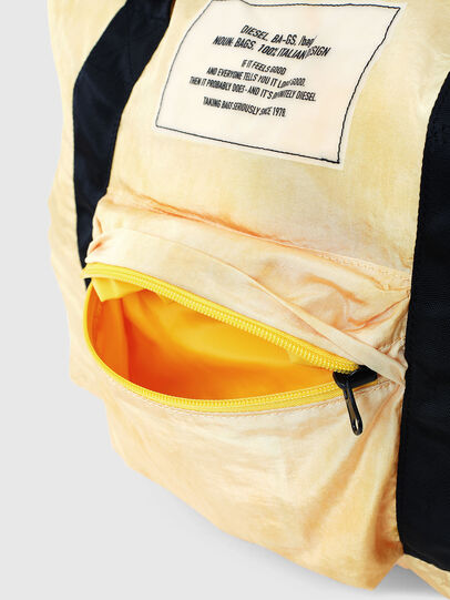 Diesel - DUPAK, Yellow - Travel Bags - Image 4