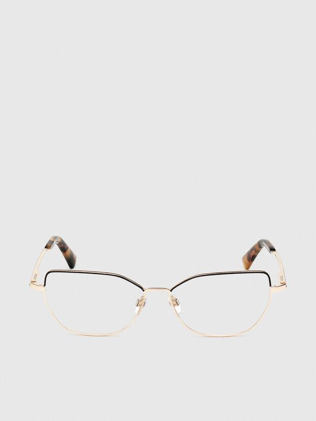 DL5355, Pink/Black - Eyeglasses