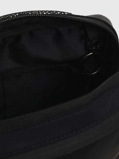 Diesel - SYRIO, Black - Crossbody Bags - Image 4