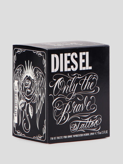 Diesel - ONLY THE BRAVE TATTOO 75ML,  - Only The Brave - Image 4