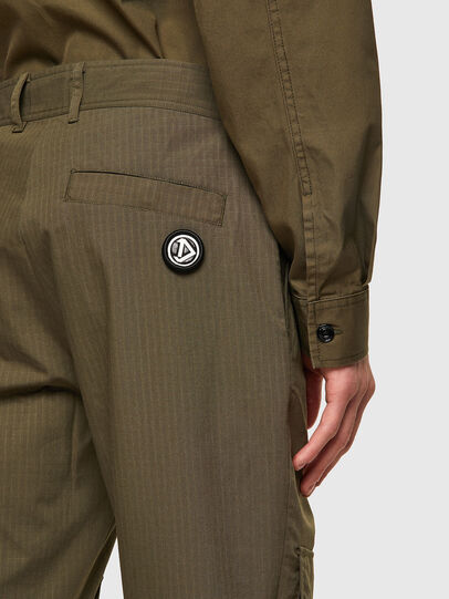 Diesel - P-SIDE, Military Green - Pants - Image 4