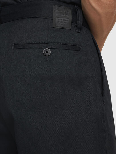 Diesel - P-MORGY, Black - Pants - Image 3
