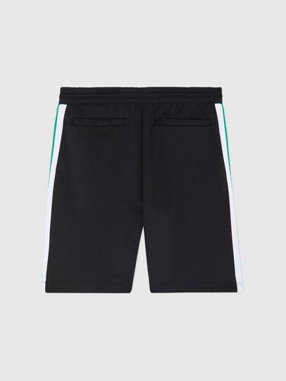Diesel - P-KURL, Black - Shorts - Image 2