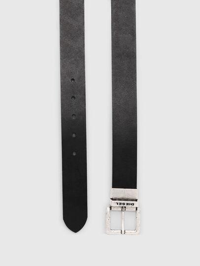Diesel - B-DOUCKLE II, Black/Brown - Belts - Image 3