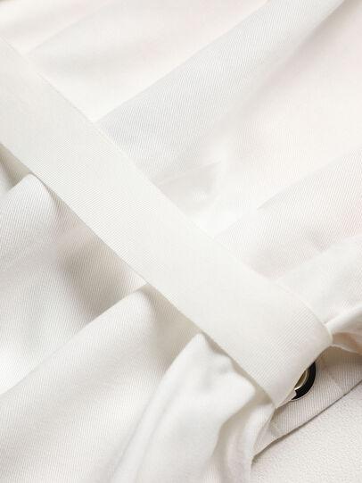 Diesel - DTIEP, White - Dresses - Image 5