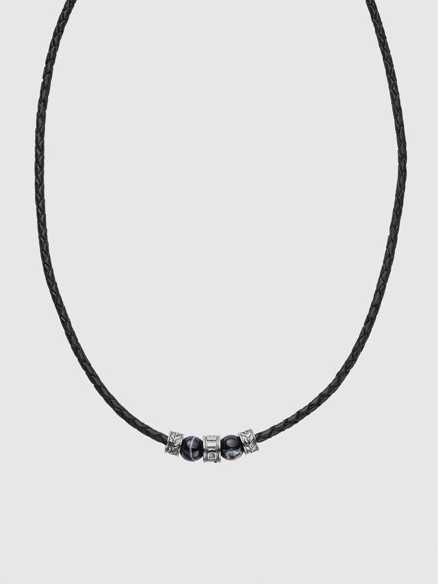 Diesel DX1107, Black - Necklaces - Image 2