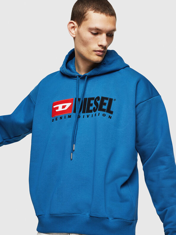 S-DIVISION, Blue - Sweaters