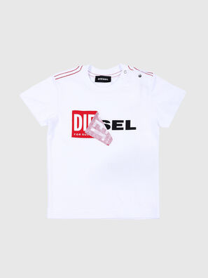 TOQUEB MC, White - T-shirts and Tops