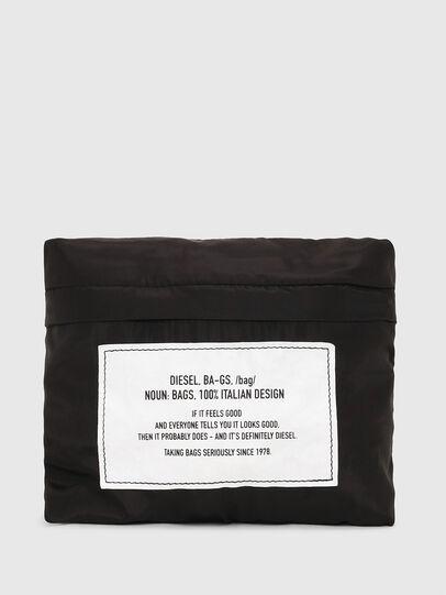Diesel - DUPAK, Brown - Travel Bags - Image 6