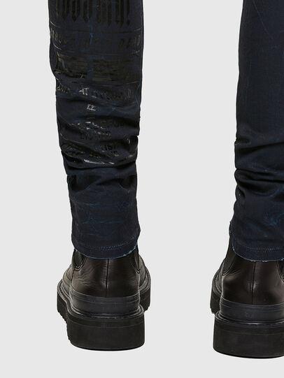 Diesel - D-Reeft JoggJeans 069RB, Dark Blue - Jeans - Image 6