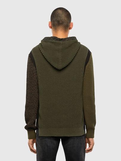 Diesel - K-CAREY, Military Green - Knitwear - Image 2