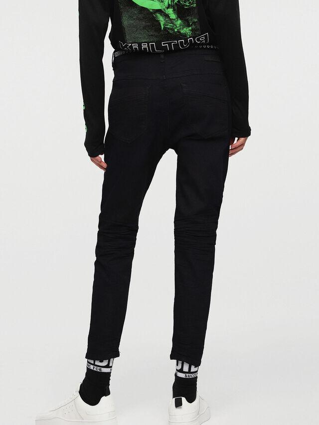 Diesel Fayza JoggJeans 0829P, Dark Blue - Jeans - Image 2