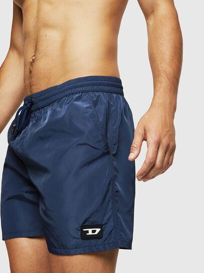 Diesel - BMBX-CAYBAY, Dark Blue - Swim shorts - Image 3