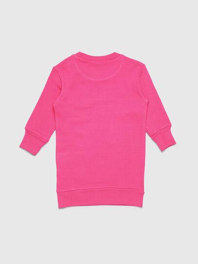 Diesel - DLOGOXAB-R, Hot pink - Dresses - Image 2