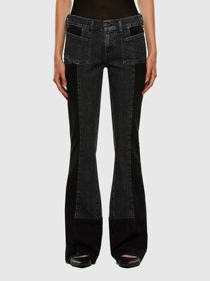 D-Ebbey 009IM, Black/Dark grey - Jeans