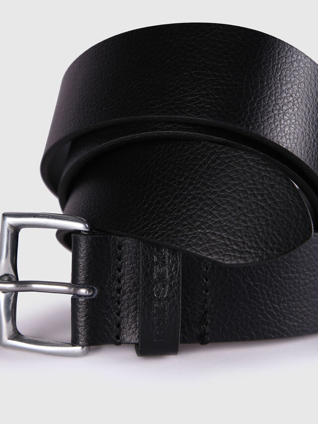 Diesel STERLING BOX I, Black Leather - Bijoux and Gadgets - Image 6