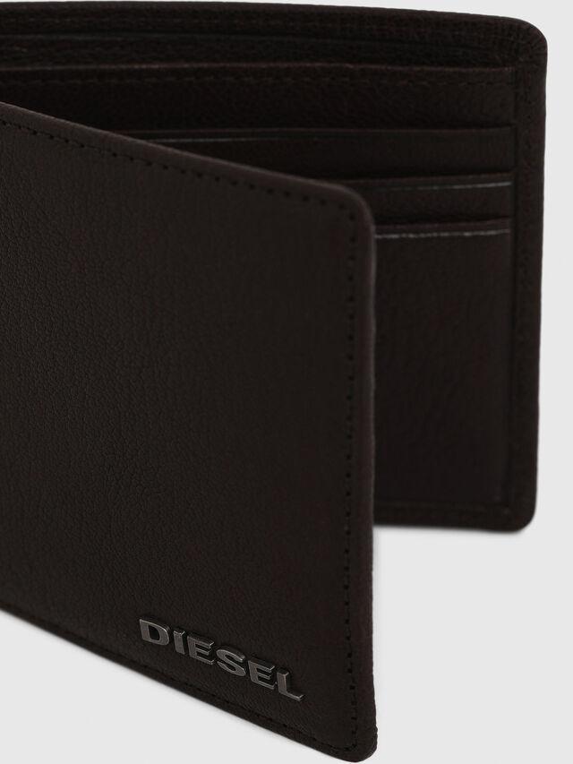 Diesel - NEELA XS, Dark Brown - Small Wallets - Image 5