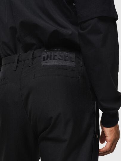 Diesel - P-MARLEN, Black - Pants - Image 5