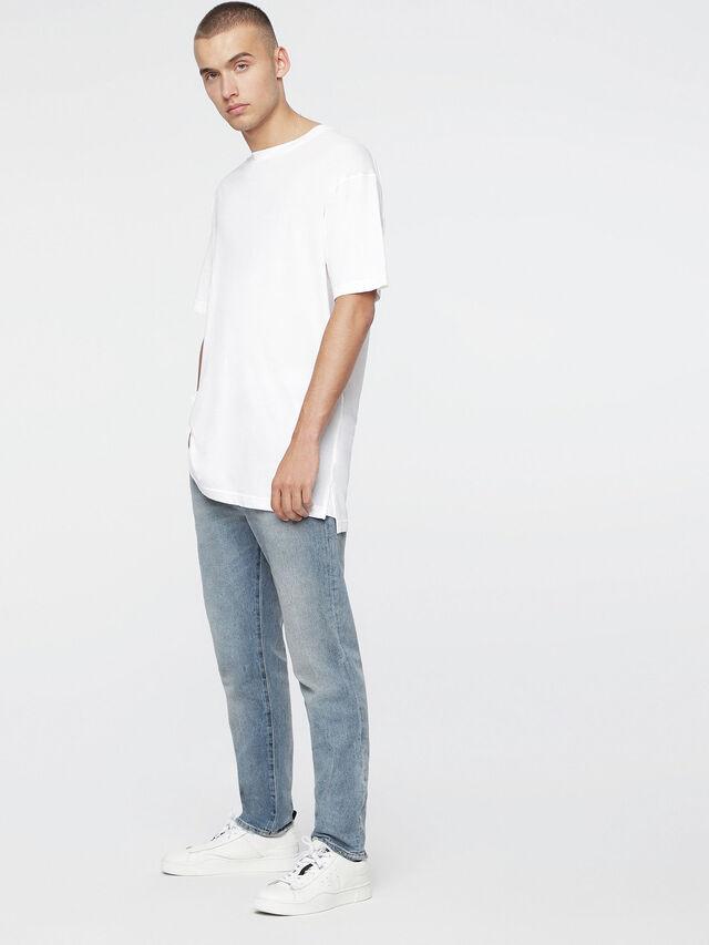 Diesel T-SANTA, White - T-Shirts - Image 4