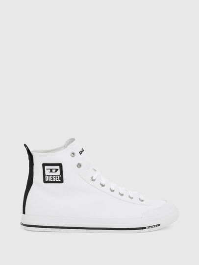 Diesel - S-ASTICO MID CUT, White - Sneakers - Image 1
