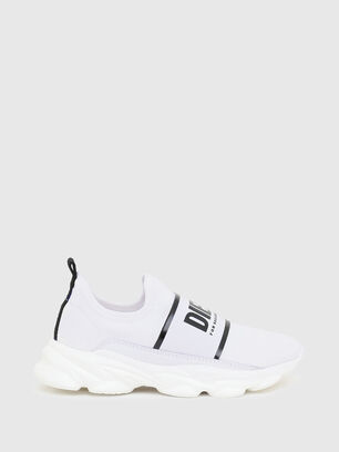 S-SERENDIPITY SO LOW, White - Footwear