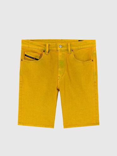 Slim shorts in coloured JoggJeans®