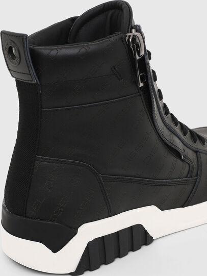 Diesel - S-RUA MID, Black - Sneakers - Image 5