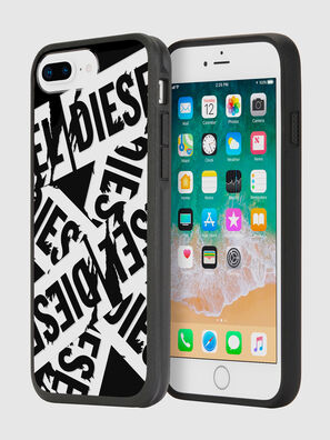 MULTI TAPE BLACK/WHITE IPHONE 8 PLUS/7 PLUS/6S PLUS/6 PLUS CASE,  - Cases
