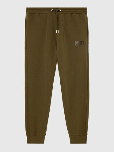 Sweatpants with logo print