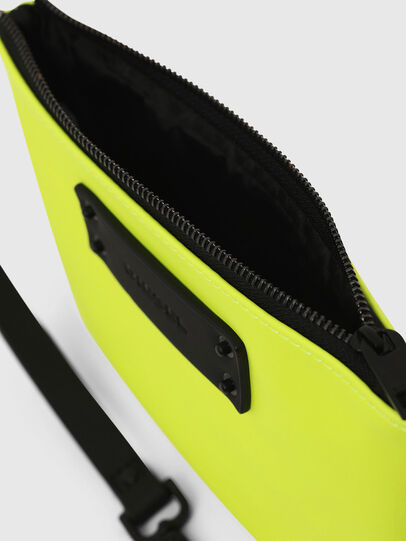 Diesel - LUSIEVOLUTION, Yellow Fluo - Continental Wallets - Image 4