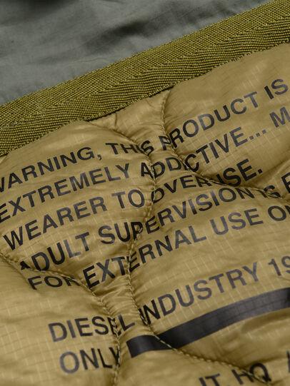 Diesel - JKOVIK, Military Green - Jackets - Image 3