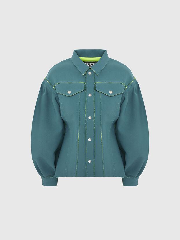 G-ALBA, Water Green - Jackets