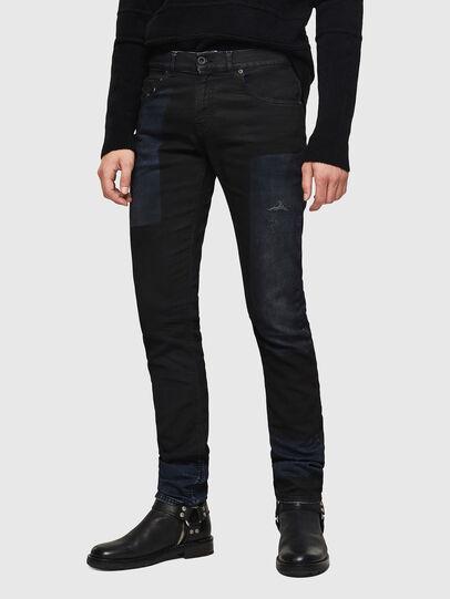 Diesel - TYPE-2813FS-NE, Dark Blue - Jeans - Image 1