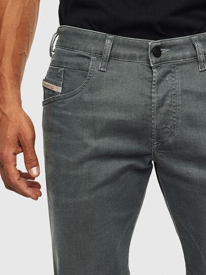 Diesel - D-Bazer 0699P, Green Melange - Jeans - Image 3