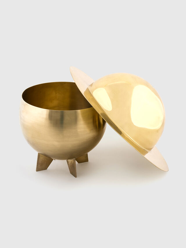 Living 10875 COSMIC  DINER, Gold - Home Accessories - Image 2