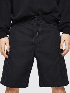 P-AIMI-P, Black - Shorts