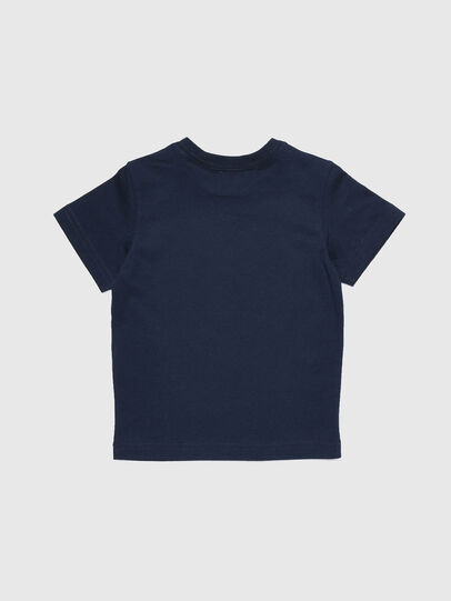 Diesel - TDIEGOXB, Dark Blue - T-shirts and Tops - Image 2