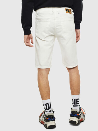 Diesel - THOSHORT, White - Shorts - Image 2