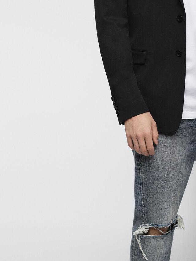 Diesel - J-NOIZE, Black - Jackets - Image 3