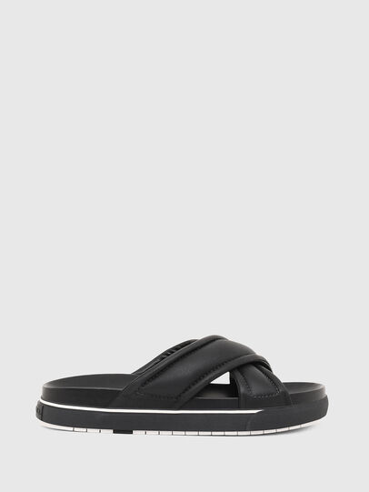 Diesel - SA-GRAND X, Black - Sandals - Image 1