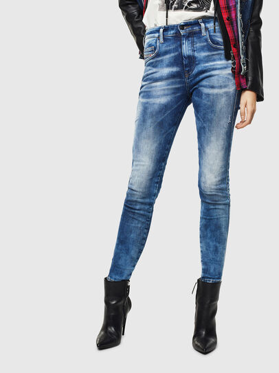 Diesel - Slandy High 0096J,  - Jeans - Image 1