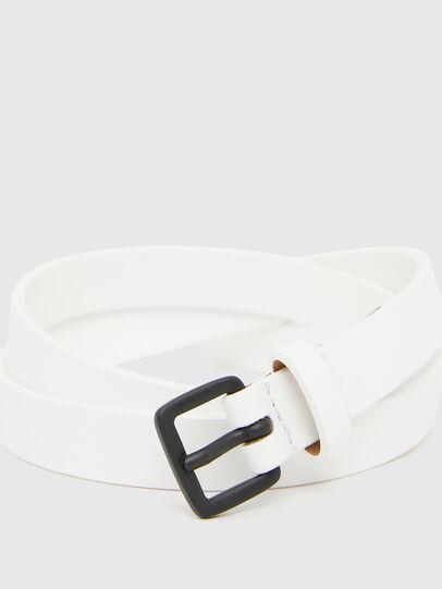 Diesel - B-LOWGO, White - Belts - Image 2