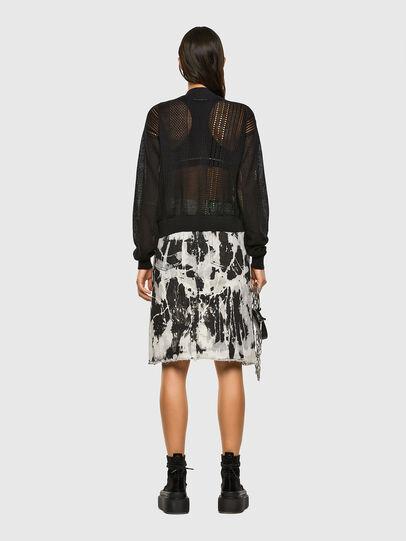 Diesel - M-ZELDA, Black - Knitwear - Image 6