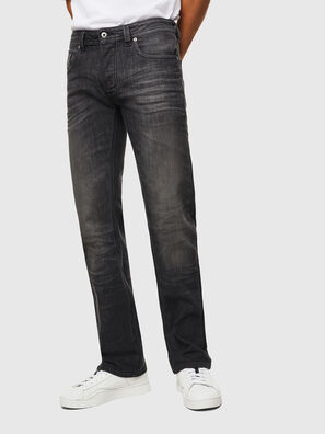 Larkee C82AT, Black/Dark grey - Jeans