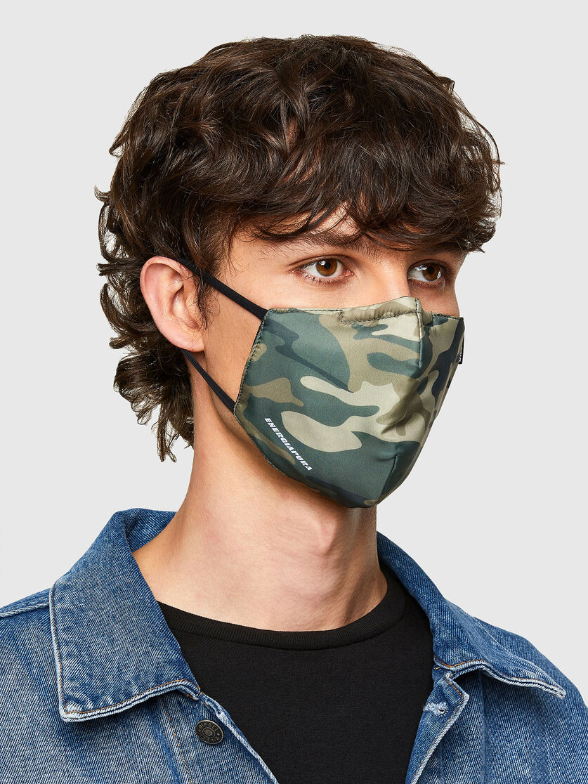 stylish face mask from Diesel