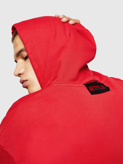 Diesel - LCP-S-ALBY-RIO, Red - Sweaters - Image 6