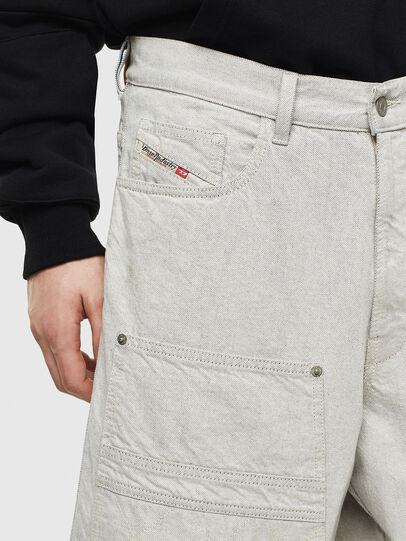 Diesel - D-RON, White - Shorts - Image 3