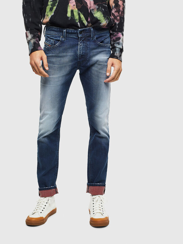 Thommer 009BQ, Dark Blue - Jeans
