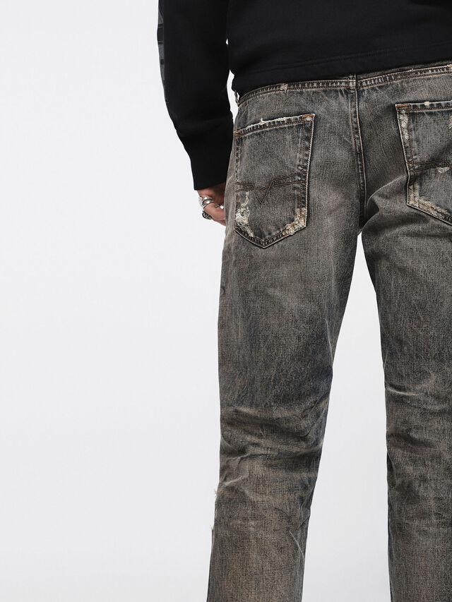 Diesel Larkee-Beex 084XB, Light Grey - Jeans - Image 5