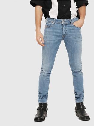 d44bf02b Sleenker 086AK, Light Blue - Jeans. Light Blue